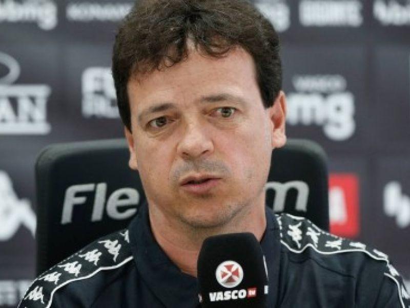 Vasco oficializa contratação de Fernando Diniz como novo técnico