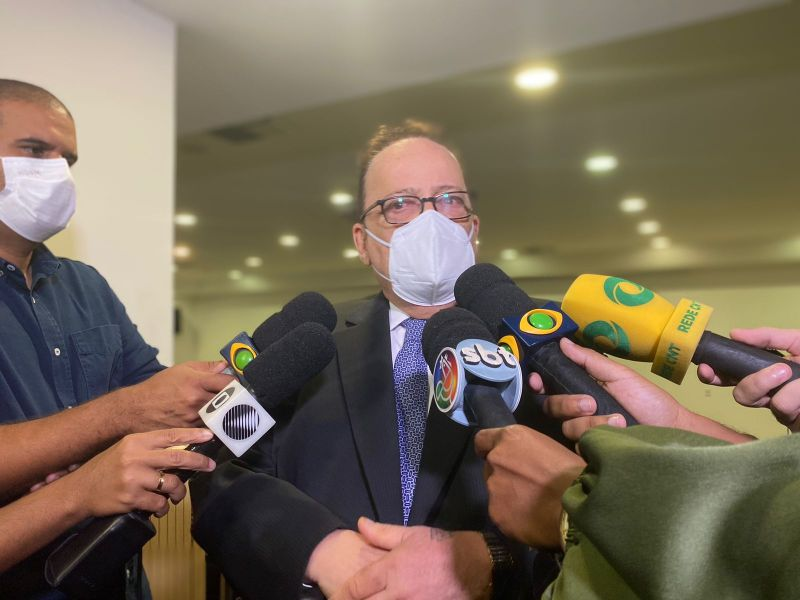 """""""A gente só atua dentro dos marcos legais"""", afirma secretário da SSP-BA"""
