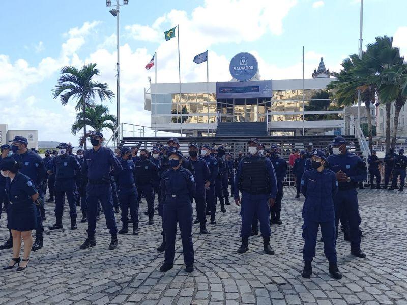 Após manifestações, Guardas Municipais e Salvamar participam de audiência pública na Prefeitura de Salvador