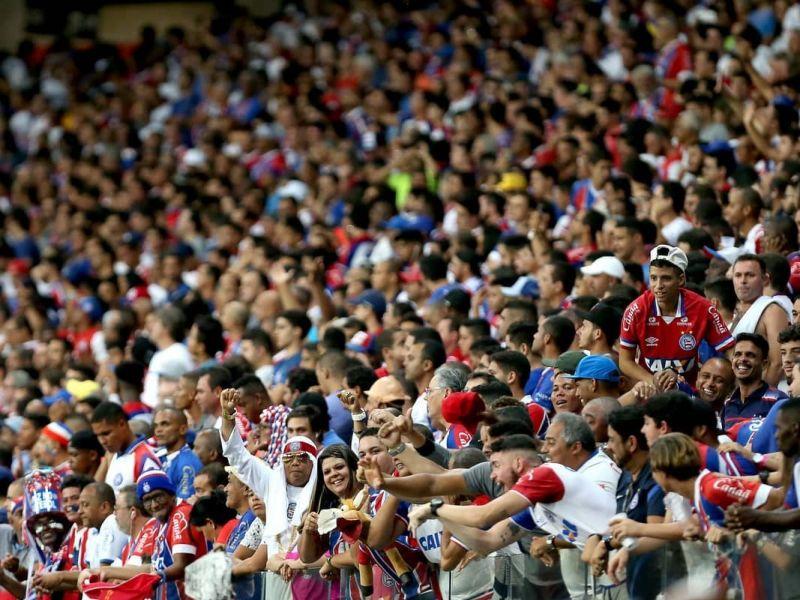 Bahia anuncia ordem de prioridade para retorno dos torcedores ao estádio