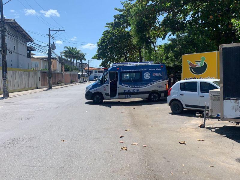 Família é resgatada e dupla é presa no Lobato