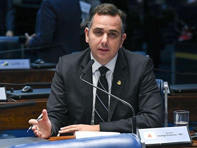 Pacheco diz que sabatina de André Mendonça deve acontecer o quanto antes