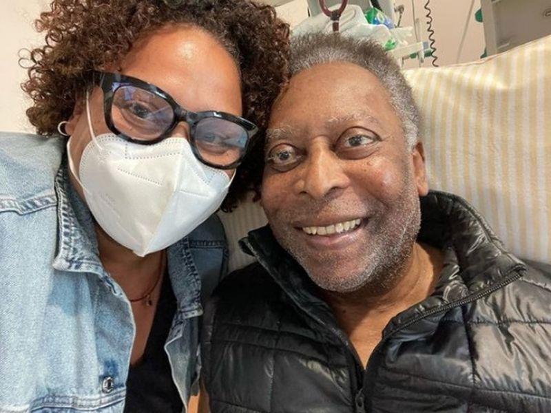 Pelé deixa novamente UTI após instabilidade respiratória e tem quadro estável, diz boletim médico