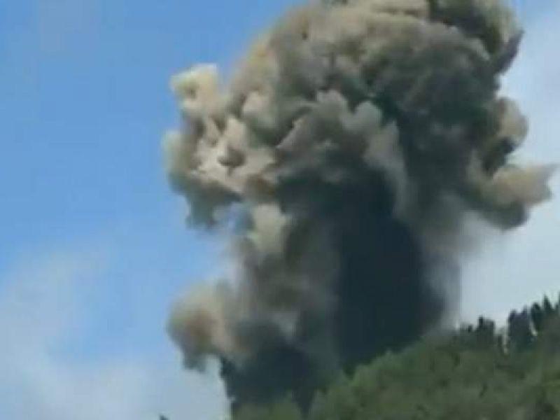 Veja vídeo: Vulcão entra em erupção nas Ilhas Canárias; Tsunami na Bahia é pouco provável, dizem especialistas