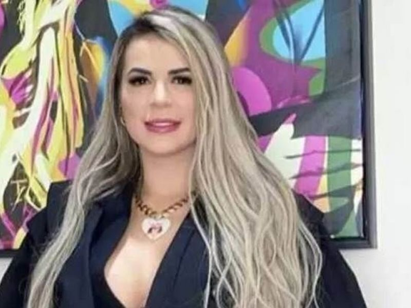 Viúva de MC Kevin viaja a Dubai e se hospeda em hotel de luxo