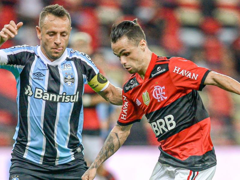 Brasileirão: Flamengo volta a receber Grêmio no Maracanã