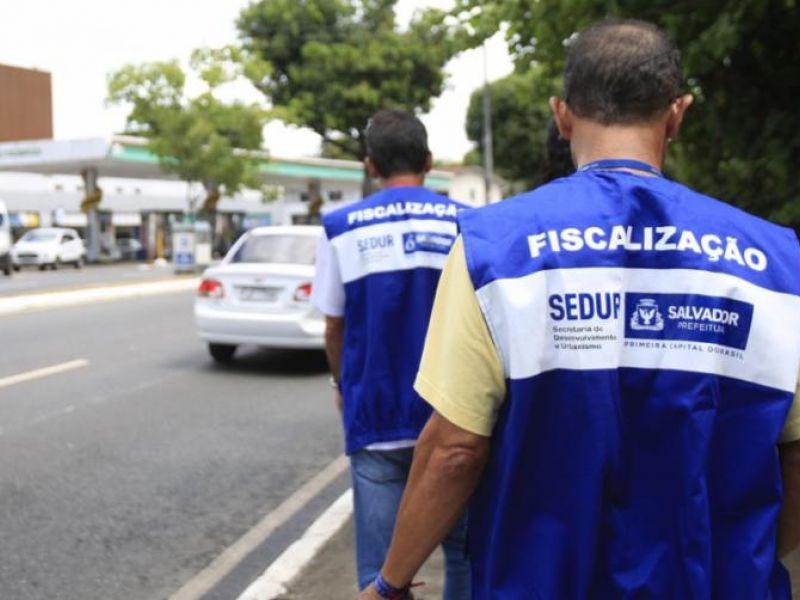 Prefeitura realiza mais de 2 mil vistorias no final de semana
