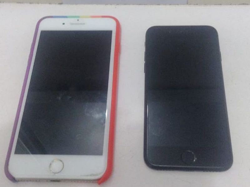 Dois celulares roubados são recuperados com auxílio do Alerta Celular