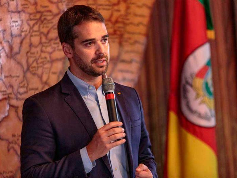 Eduardo Leite conta com apoio de aliados de Aécio para as prévias tucanas