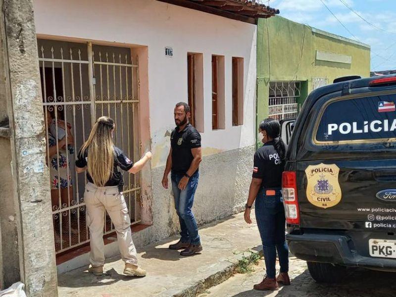 Operação Maria da Penha prende 348 pessoas