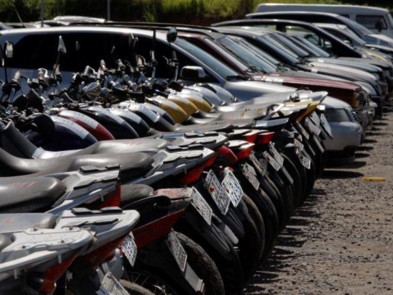 Detran-BA realiza leilão com 491 lotes de veículos conservados e sucatas na próxima segunda (27)