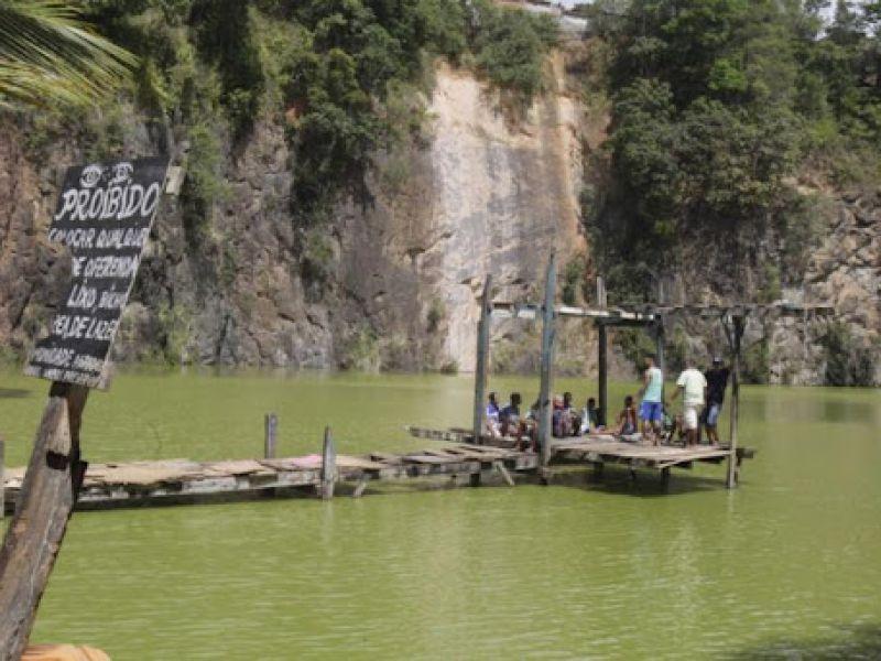 Prefeitura inicia requalificação urbana de lagoa no Cabula