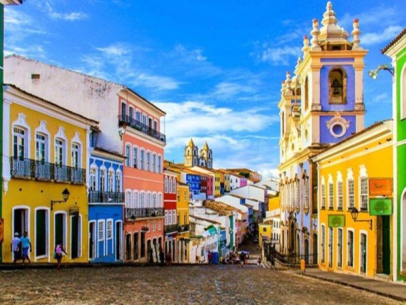 Salvador está entre os três destinos mais procurados em operadoras de turismo