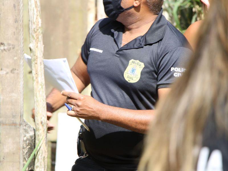 Homem é preso suspeito de estuprar sobrinha em Vitória da Conquista