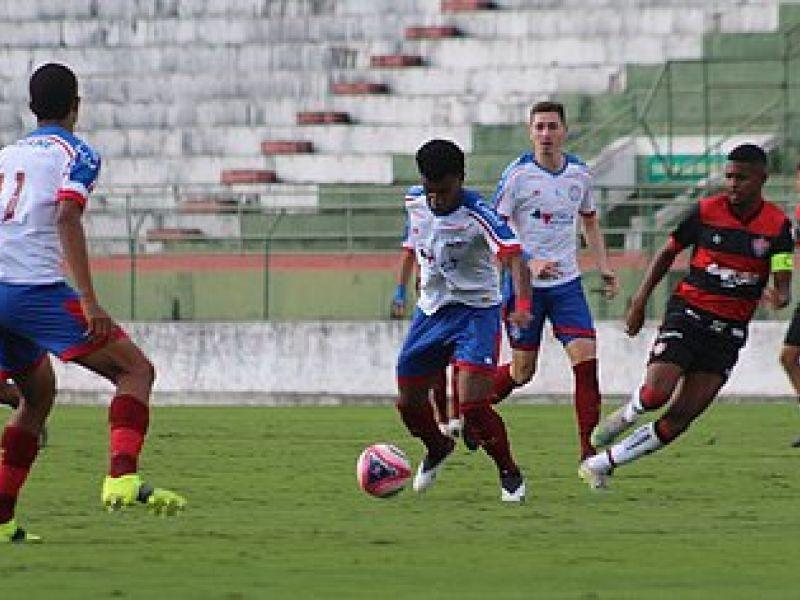 Bahia empata com Vitória e se consagra como tricampeão baiano sub-20