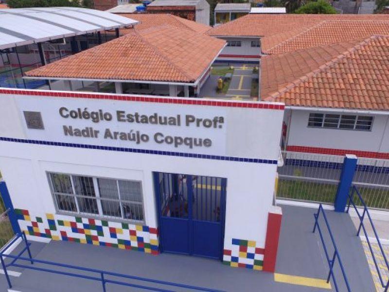 Governo entrega duas escolas em Camaçari com um investimento de mais de R$ 7 milhões