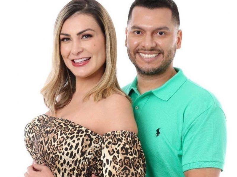 Andressa Urach anuncia fim do casamento com Thiago Lopes