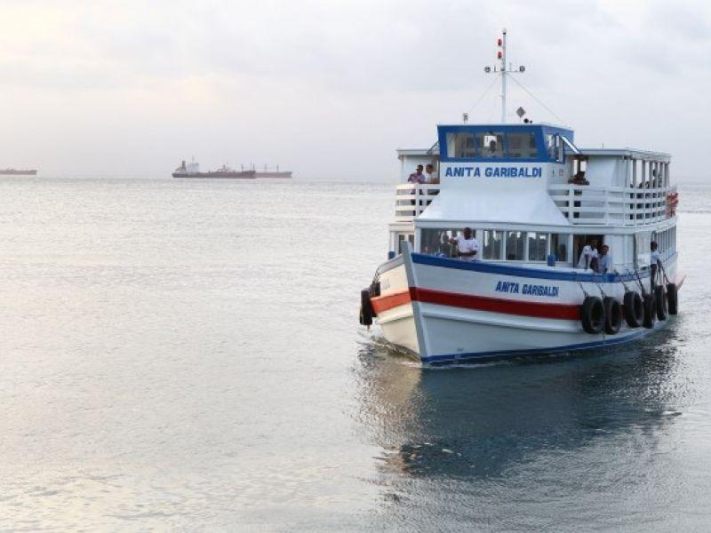 Travessia Salvador-Mar Grande segue suspensa neste sábado (25); sem previsão de retorno