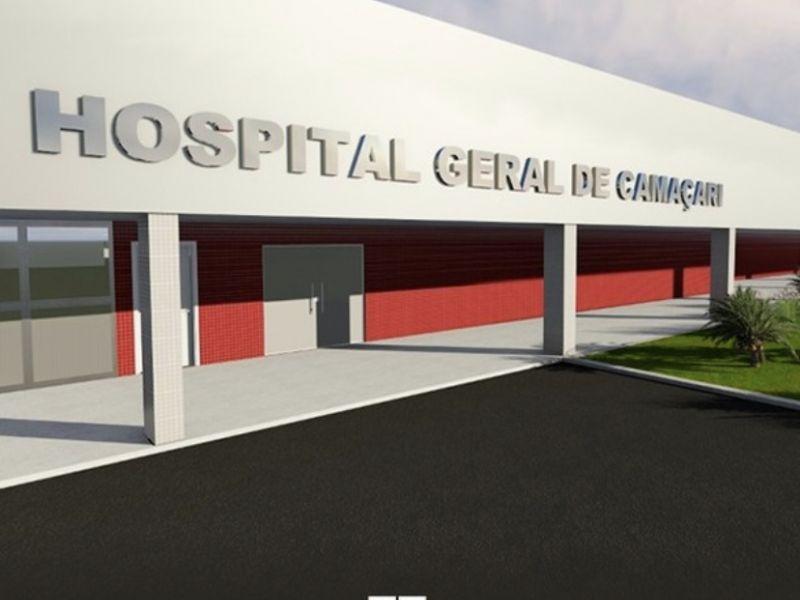 Governo inicia obras de ampliação do Hospital Geral de Camaçari