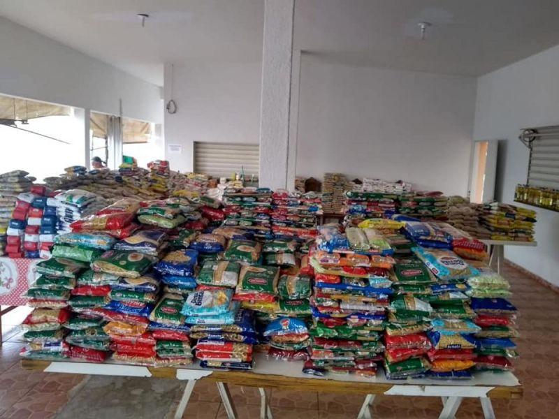 Prefeitura vai lançar duas campanhas de arrecadação de alimentos neste mês