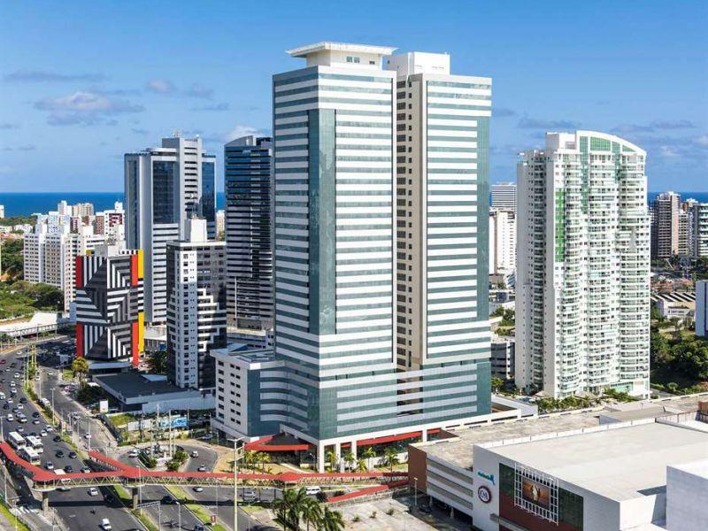 Tiroteio no entorno do Salvador Shopping assusta população