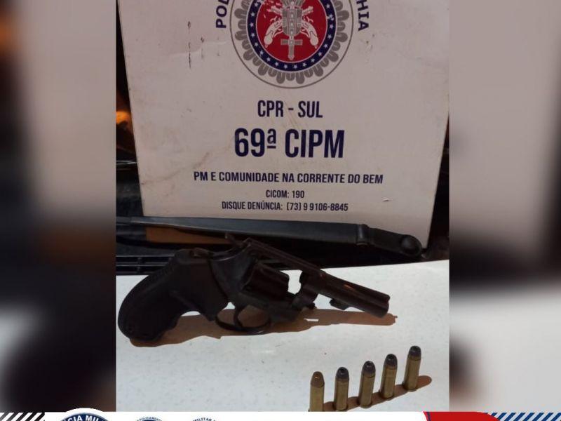 Fugitivos de Sistema Prisional são recapturados pela 69ª CIPM