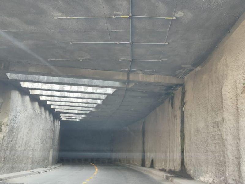 Mais de 200 projetores são roubados no túnel da Via Expressa em Salvador