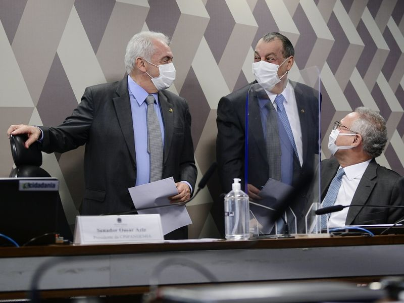 CPI da Covid aponta negociata para 'desidratar' Bahiafarma em concorrência no Ministério da Saúde