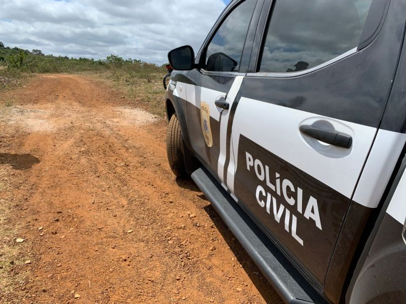 Suspeitos de latrocínio têm mandados cumpridos no município de Santana