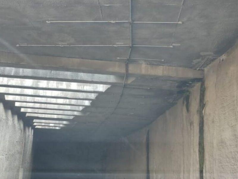 Prefeitura registra roubo de mais de 200 projetores no túnel da Via Expressa