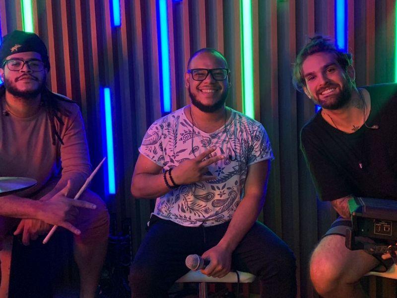 Filhos de grandes cantores do Axé music lançam novo projeto musical