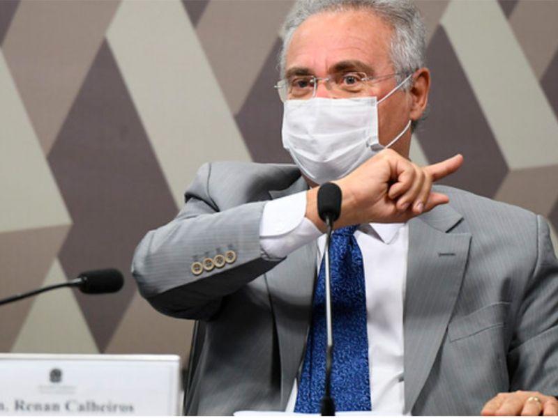 Com nove crimes atribuídos a Bolsonaro, relatório da CPI é oficialmente apresentado