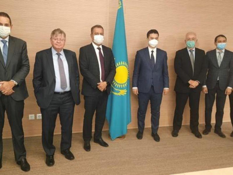 No Cazaquistão, governador Rui Costa se reúne com ministros  para fomentar investimentos na Bahia