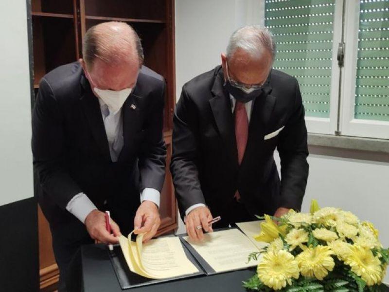 Governo baiano firma parceria com Portugal; Roma assina memorando de investimentos com Nersant