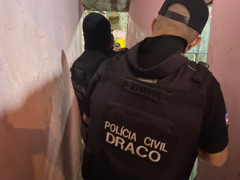 Policial militar envolvido em sequestros é preso em Camaçari