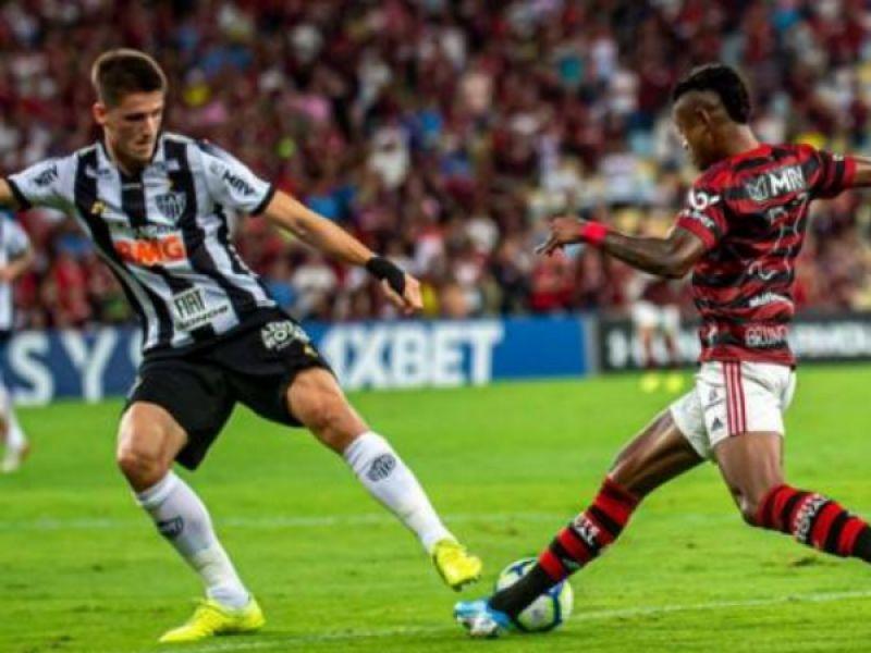 Flamengo empata com Athletico-PR na Arena da Baixada