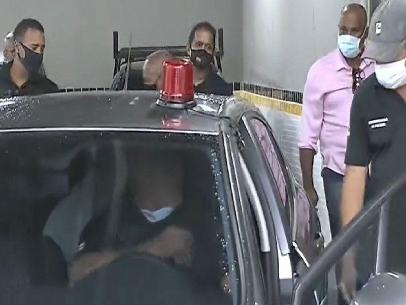Advogado suspeito de matar namorada é transferido para sala em Batalhão de Lauro de Freitas