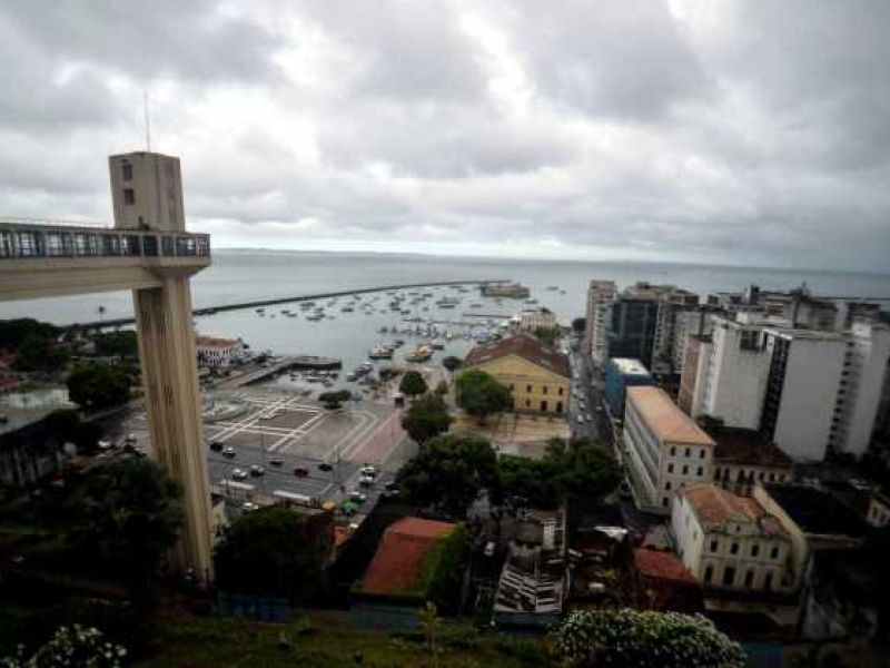 Salvador tem previsão de chuva forte para o fim de semana