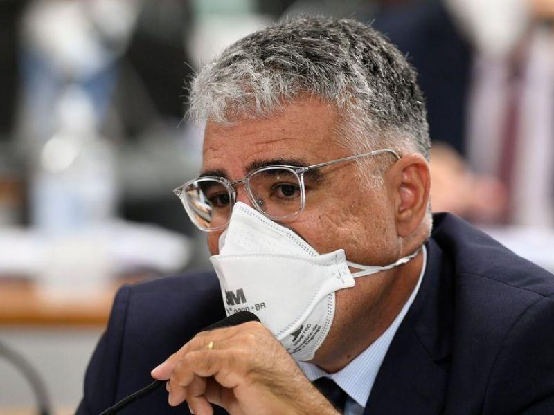 Girão critica relatório de Renan e divulga carta de repúdio à condução da CPI da Pandemia