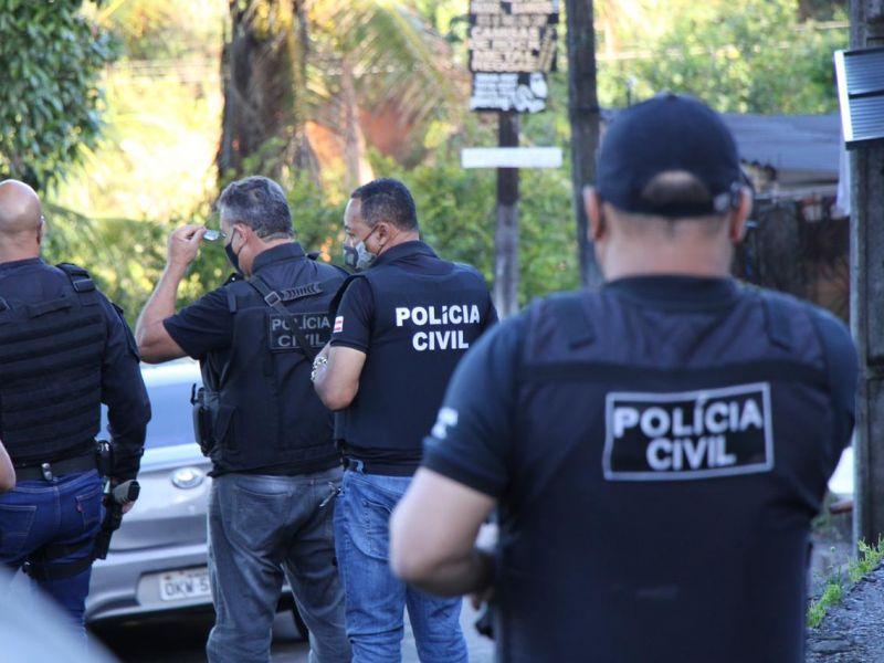 Suspeito é preso após mulher não sobreviver a espancamento em Cravolândia