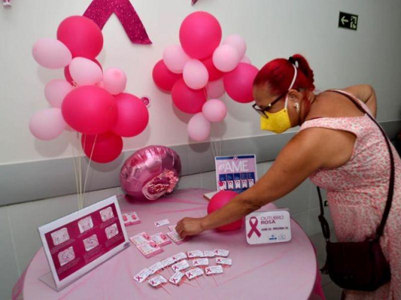 Dia D do Outubro Rosa promove mutirões de saúde neste sábado (23); veja os lugares