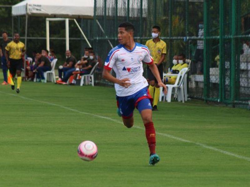 Bahia inicia disputas nas quartas de final do Baiano neste sábado