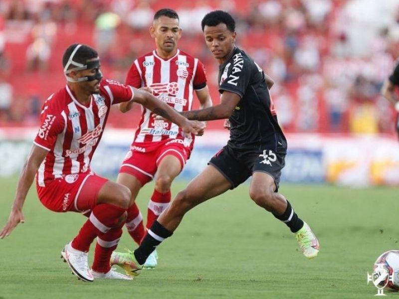 Série B: Vasco empata com Náutico mais garante vaga na final