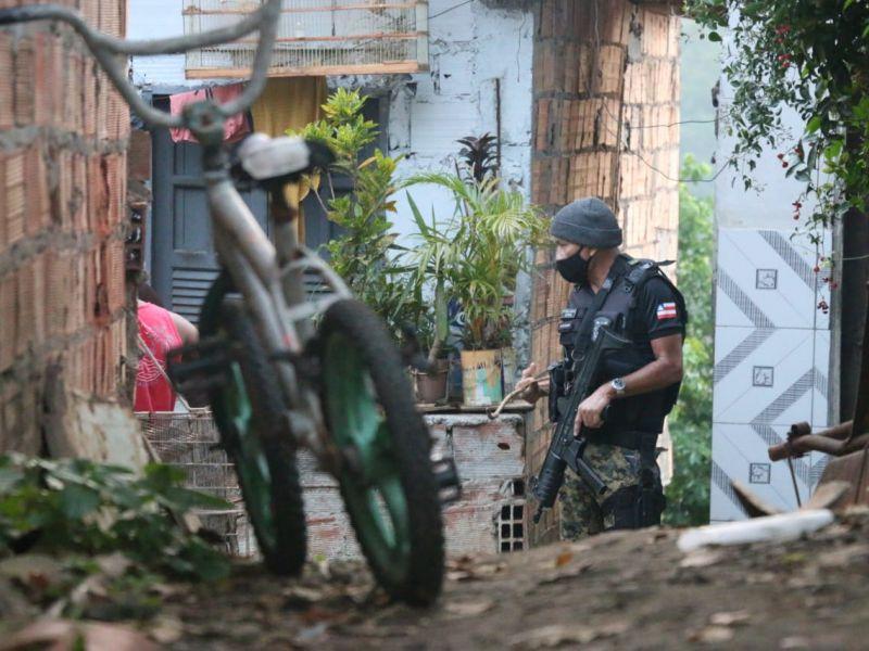 Suspeito de feminicídio é preso em flagrante em Santo Antônio de Jesus