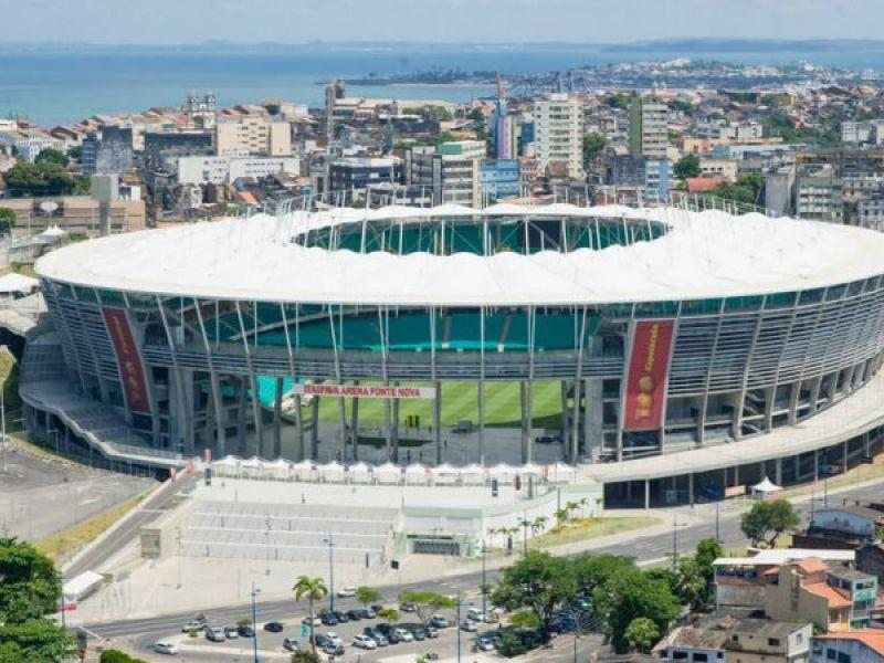 Torcidas visitantes terão espaço reservado em estádios na Bahia