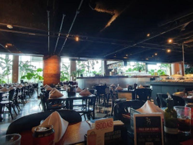 Incêndio atinge restaurante no Salvador Shopping; veja vídeo
