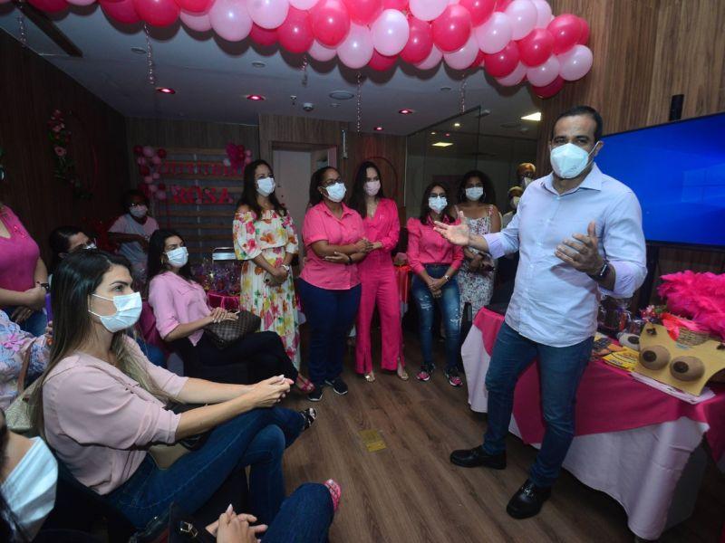 Prefeitura inaugura serviço para atendimento de mulheres no Outubro Rosa