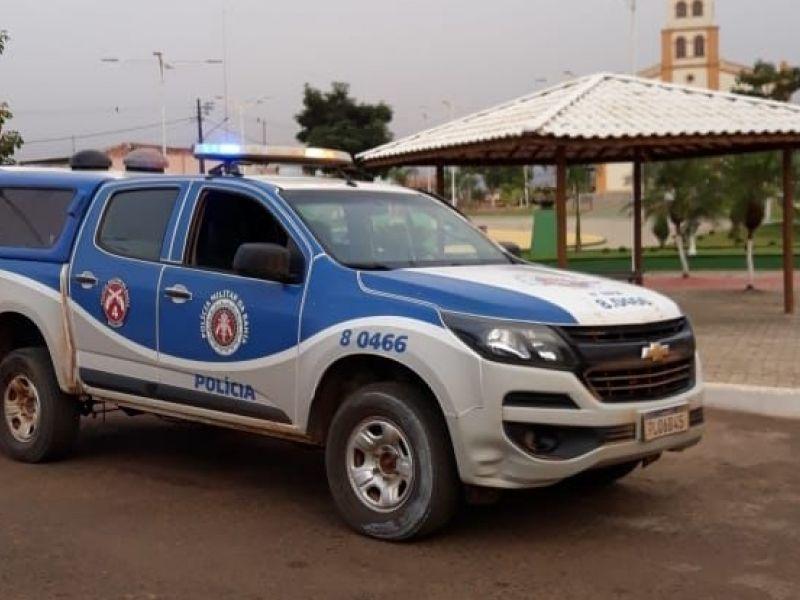 Homem é preso após ameaçar ex-companheira em Sátiro Dias